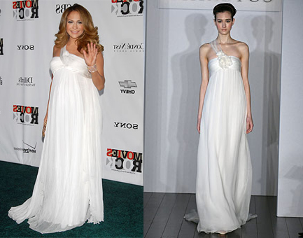 Celebrity Inspired Wedding Gowns 4